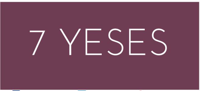 7 Yeses